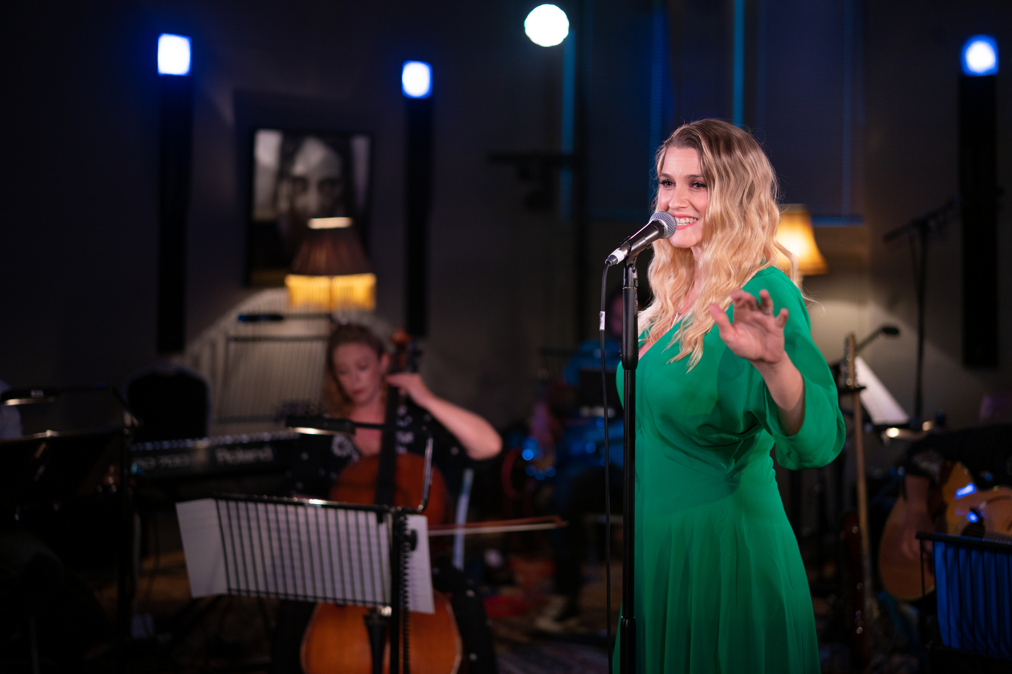 West End Unplugged Livestreams on Wednesdays in September